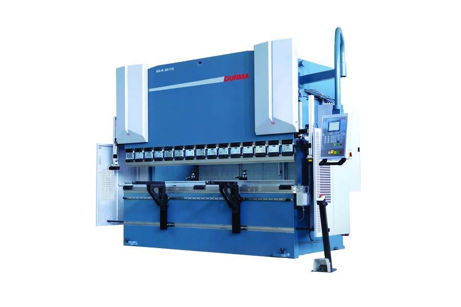 DURMA AD-R 37220 CNC HYDRAULIC PRESS BRAKE – Modern Tool BC