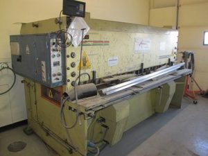 Used farina shear