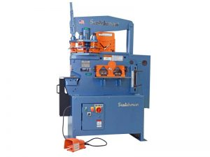 Scotchman Hydraulic Ironworker Model 5014-ET