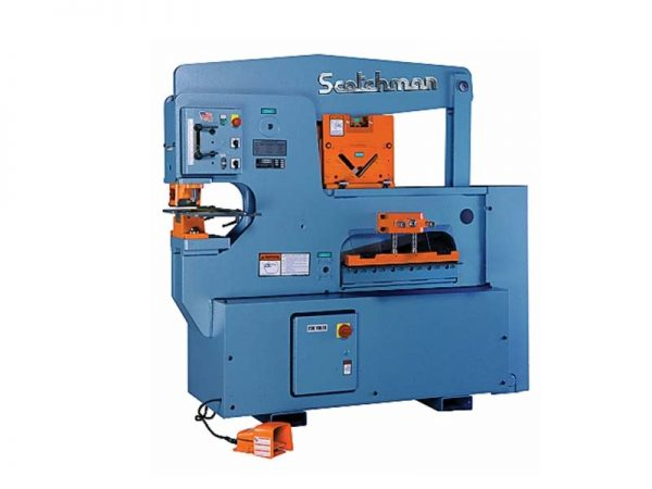 Scotchman Hydraulic Ironworker Model 9012-24M