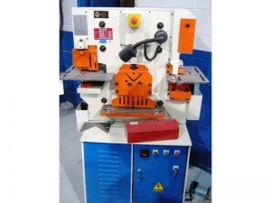 FABMASTER IW-50K Hydraulic Ironworker