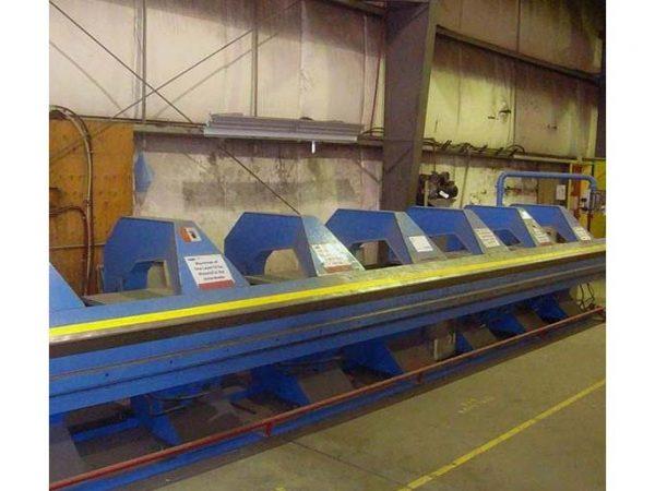 JORNS AG CNC FOLDING MACHINE