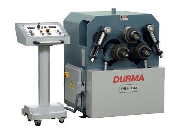 DURMA MODEL PBH 60 PROFILE BENDING MACHINE