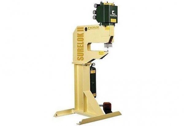 norlok clinching machine